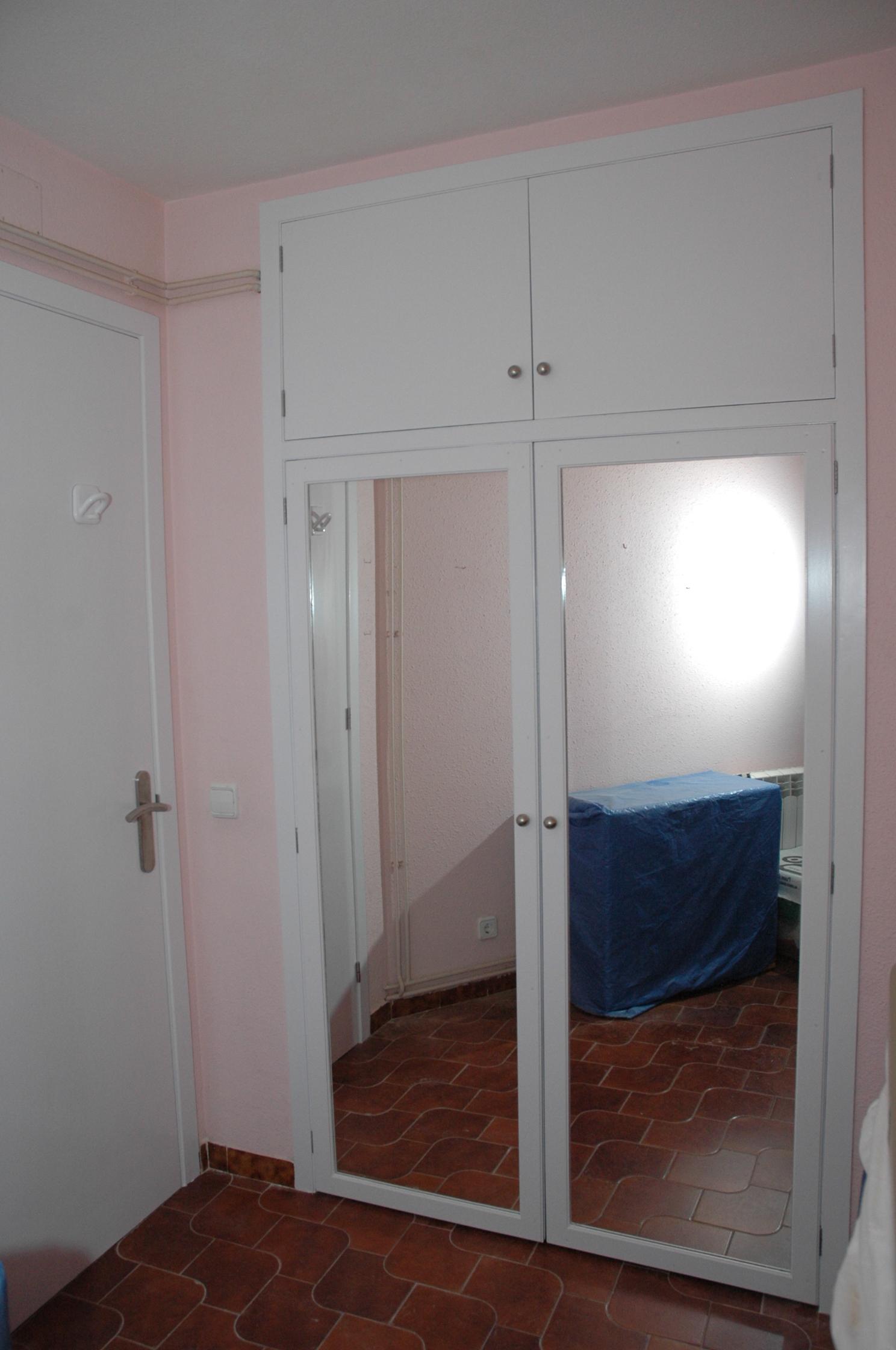 Puertas lacadas en blanco dalmau - Puertas en blanco ...