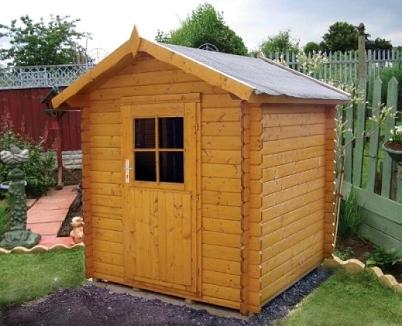 Cubiertas de madera casas de madera estructuras de - Casetas de madera infantiles ...